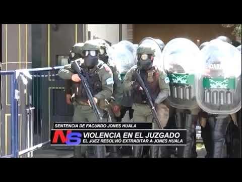 Argentina Antidisturbios II