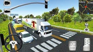 Truck Simulator 2019: Turkey - Ceylon Tea Trailer Transport - Android Gameplay FHD