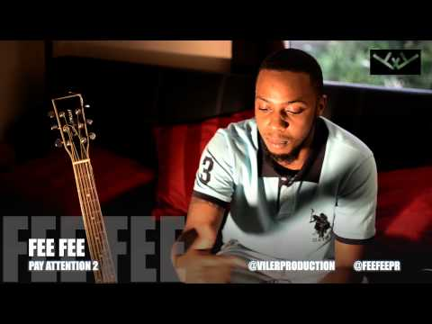 FEE FEE - ROAD TO PAY ATTENTION 2 (FREESTYLE)