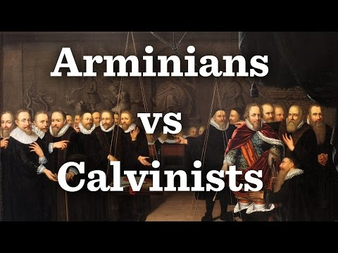 Dutch Revolt and Arminianism