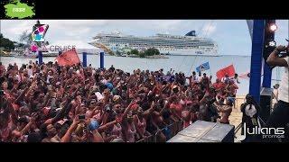2016 Ubersoca Cruise Highlights - Kes The Band Live @ Beach Jouvert (Ocho Rios, Jamaica)