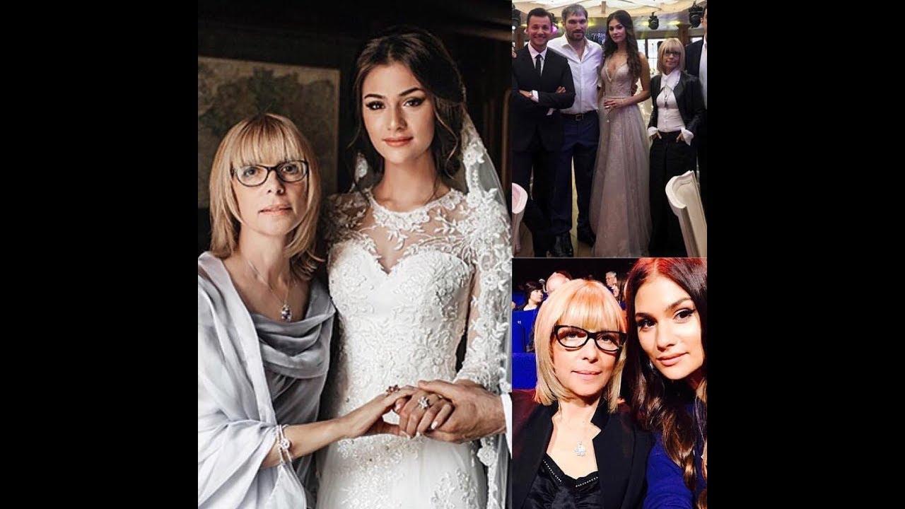 Свадьба младшей дочери веры глаголевой фото