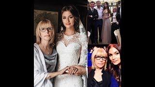 ВЕРА ГЛАГОЛЕВА-её дочь Анастасия Свадьба Анастасии и Александра Овечкина хоккеиста