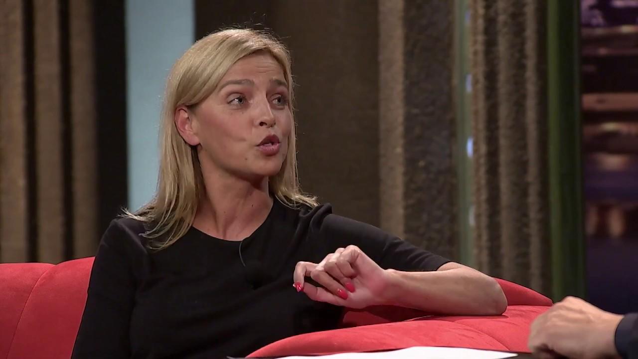 1. Lucie Zedníčková - Show Jana Krause 13. 9. 2017