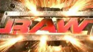WWE Monday Night RAW Theme Song - Across The Nation