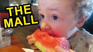 How to Survive the Mall w/ Three Kids