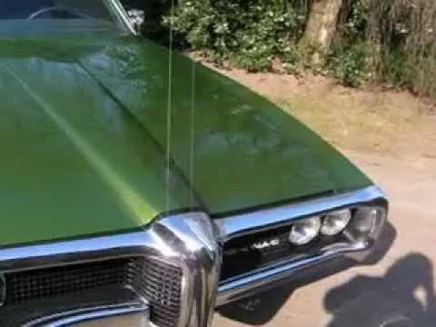 Pontiac Tempest Custom S Bj 1969 350 cui  YouTube