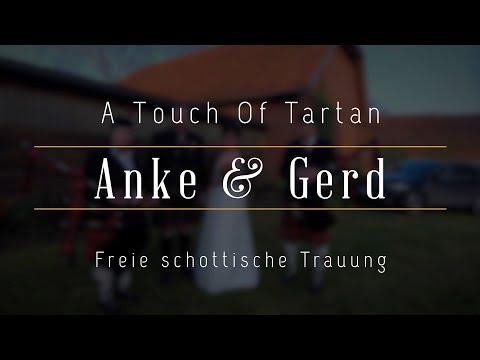 Freie Schottische Handfasting Trauung von Anke & Gerd