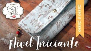 DIY : Carteira Fácil – By Fê Atelier