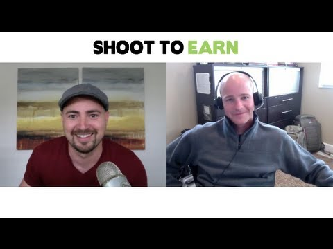 Shoot To Earn: How to get sponsors as a photographer.