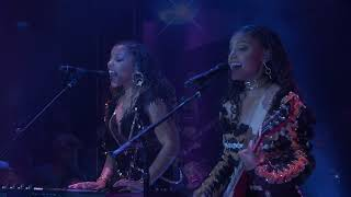"""Chloe x Halle Perform """"The Kids Are Alright"""" on JIMMY KIMMEL LIVE!"""