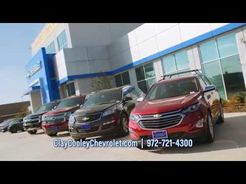 Trade in valet en espanol clay cooley chevrolet youtube for Cooley motors used cars