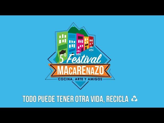 5 Festival Macarenazo - 1 septiembre 2019
