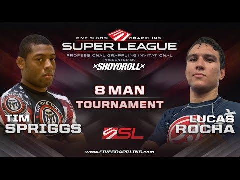 Tim Spriggs (Lloyd Irvin) x Lucas Rocha (Gracie Barra) - Match 10