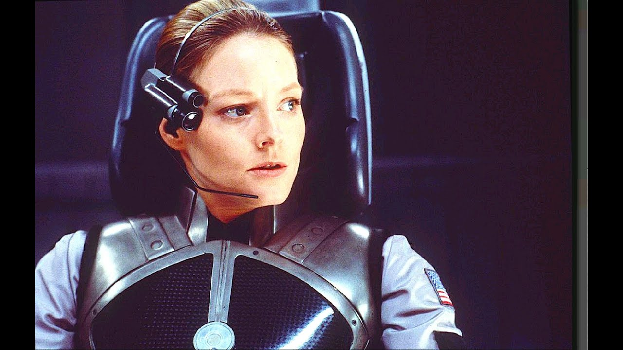 space travel through a wormhole jodie foster in quotcontact