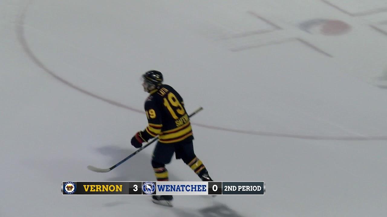 Wild vs Vernon Game 1 Highlights 2019-03-30