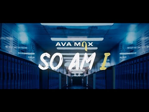 Ava Max - So Am I [Official Lyric Video]
