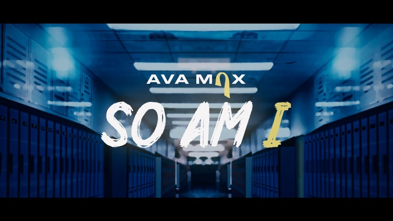 Ava Max - So Am I [Official Lyric Video] image