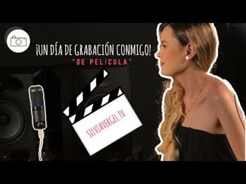 Download ¡UN DÍA DE GRABACIÓN CONMIGO! VLOG - SILVIAVERGEL.TV