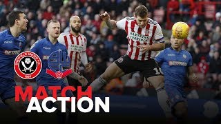 Blades 2-0 Bolton - match action