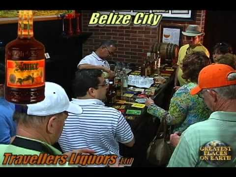 Travellers Liquors of Belize