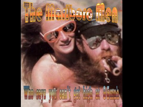 The Marlboro Men - Who Says You Can't Get High at 95mph (Full Album)