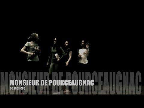 MONSIEUR DE POURCEAUGNAC de MOLIERE. QUINZAINE DES ARTS 2014. LFM