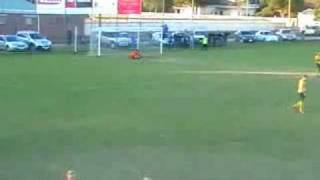 Craig Goodwin Goal for Adelaide Raiders