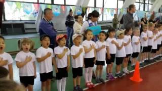 Спартакиада детских садов 2016