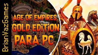 DESCARGAR Age Of Empires Gold Edition Para PC // Full Español [MEGA] | BrianVazGames