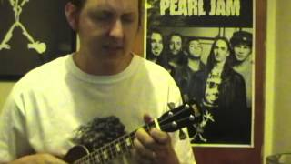 Soon Forget - Pearl Jam Ukulele cover