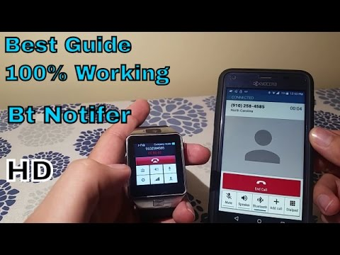 how-to-set-up-any-android-smart-watch-with-your-smartphone-100%-works