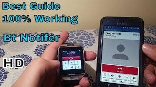 Wie ein android smart watch mit Ihrem smartphone 100% funktioniert