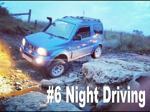 #6 Night Driving Rivington Pike