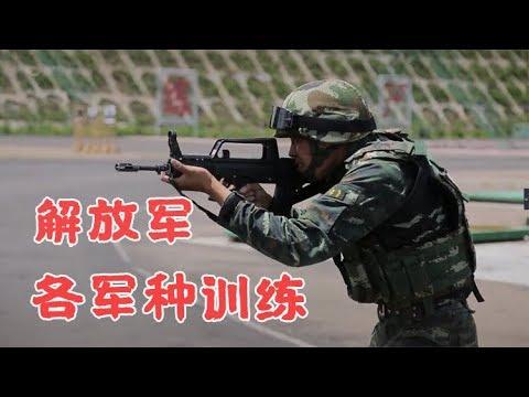 中国解放军各军种训练/Chinese PLA Training/Tik Tok China