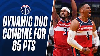 Beal, Westbrook Power WAS to 5th Consecutive W!