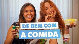 Comer bem sem engordar | com @Bruna Vieira