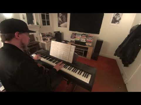 Asheru - Boondocks Theme song Intro & Outro Piano Cover