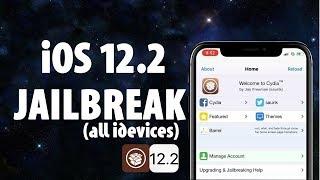 iOS 12.2 Jailbreak - Jailbreak iOS 12.2 - Installing Cydia iOS 12.2 (2019)