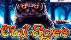 Slot Machine - Owl Eyes