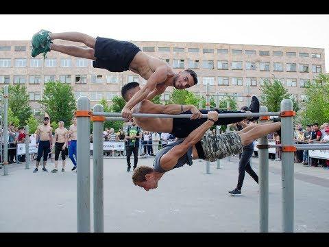 Street Workout Challenge 2018 (Street Workout Armenia)