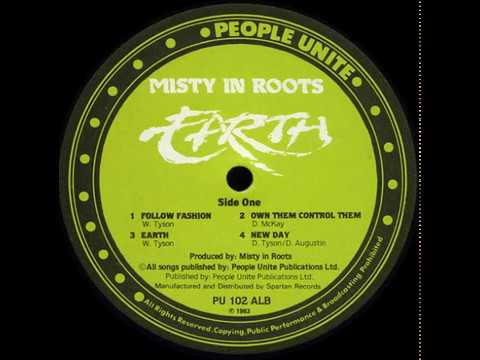 Misty In Roots - New Day [People Unite 1983]