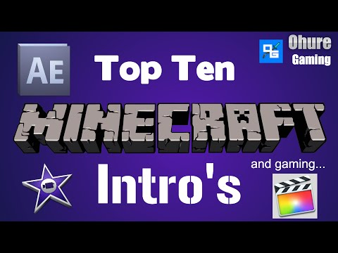Top 10 intro templates movie maker limitless 2015 episodes top 10 free minecraft intro templates free download free intros free 3d minecraft no text intro template movie maker imovie sony vegas camtasia maxwellsz