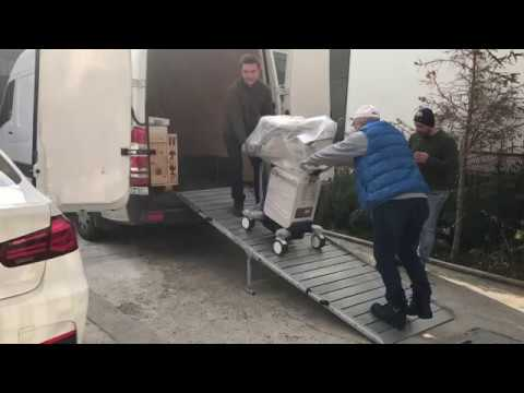 Portable Van Loading Ramps
