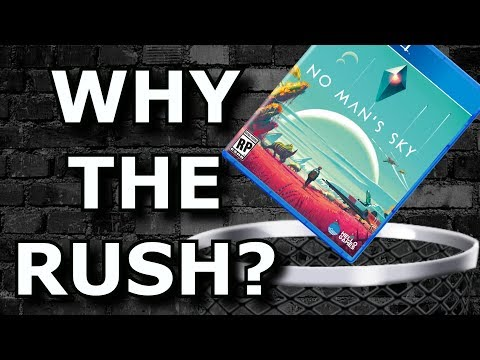 Why Are These TRASH Games Being Rushed Out? - Rant PUBG/WWE 2K18 Switch