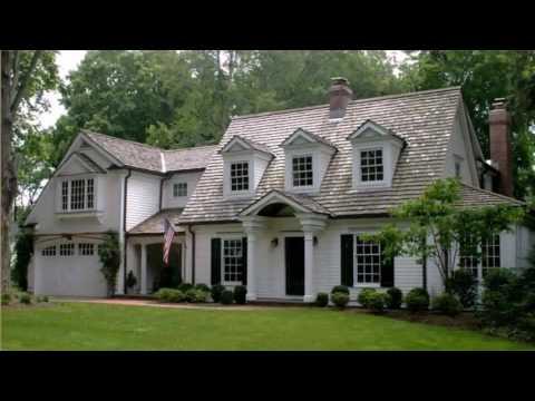 Build Cape Cod Style House