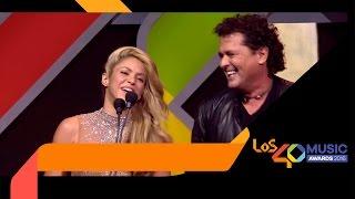 Premio Los 40 Music Awards a