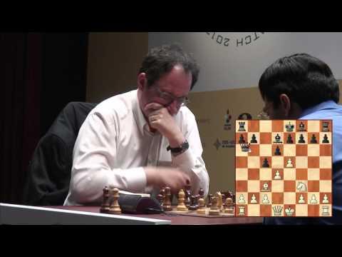The FIDE World Chess Championship Match. Tiebreak. Game 4  (pt. 1)
