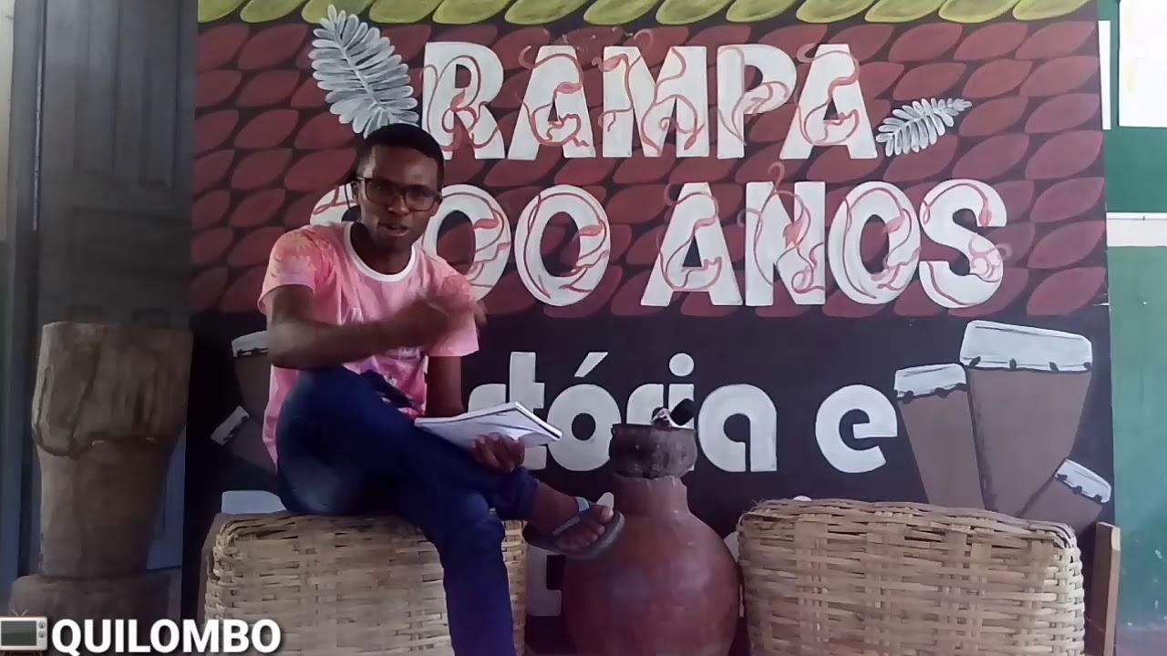 Jornal do Quilombo 05/08/2018 Parte 4