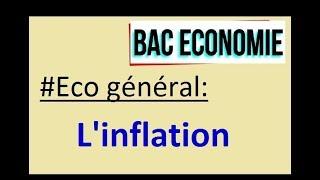Economie général : L'inflation ( Darija )
